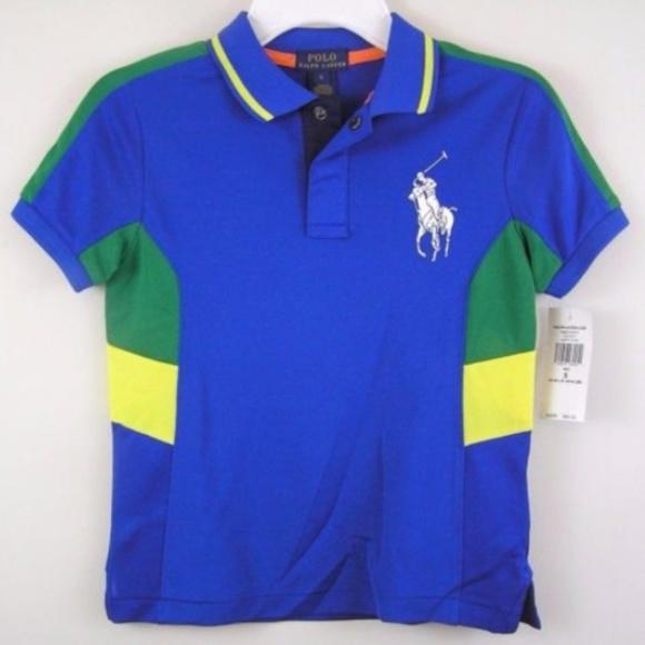 540155b5 Polo by Ralph Lauren Shirts & Tops | Boys Polo Ralph Lauren Big Pony ...